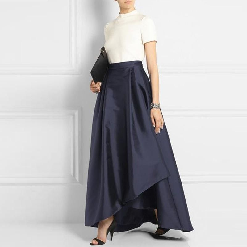 37393bb34f Gender  Women Silhouette  Asymmetrical Pattern Type  Solid Dresses Length   Floor-Length Decoration  None Brand Name  WDPL Style  England Style  Waistline  ...