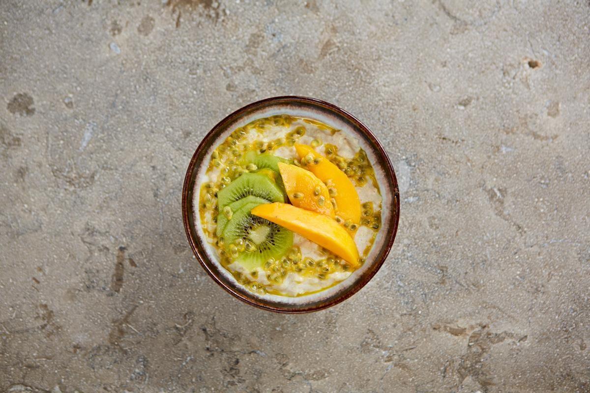 Blood Orange Cake Recipe Jamie Oliver: Kiwi, Mango And Passion Fruit