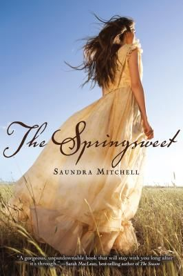 The Springsweet: sequel to the Vespertine. I think Laura at A Jane of All Reads said it was good (2012 pub date)