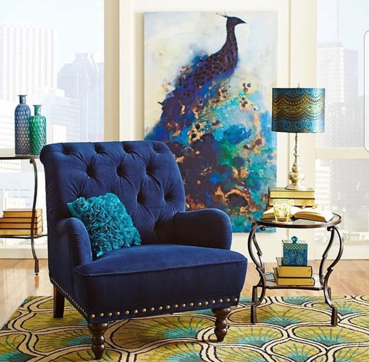 Peacock Living Room Peacock Patterns Home Color Inspiration In 2019 Peacock