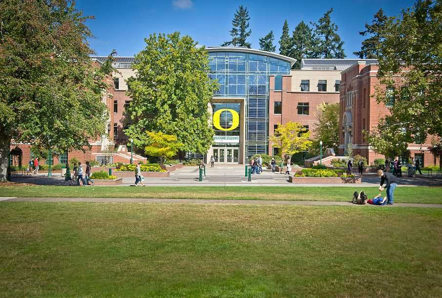 Virtual Tour For U Of O University Of Oregon Tours Travel Solutions