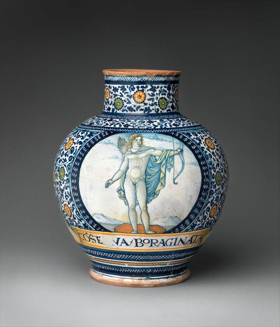 Artisanal Treasures Of Abruzzo Molise Art Porcelain Art Majolica Pottery