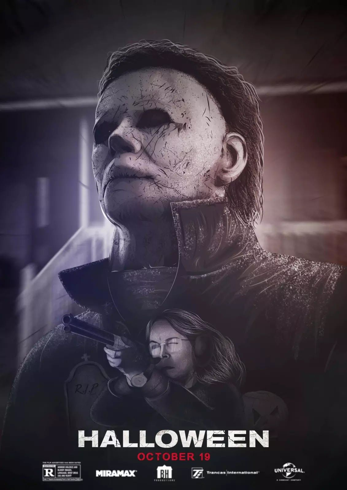 Pin By Jay Munoz On Halloween Michael Myers Halloween Michael Myers Art Michael Myers