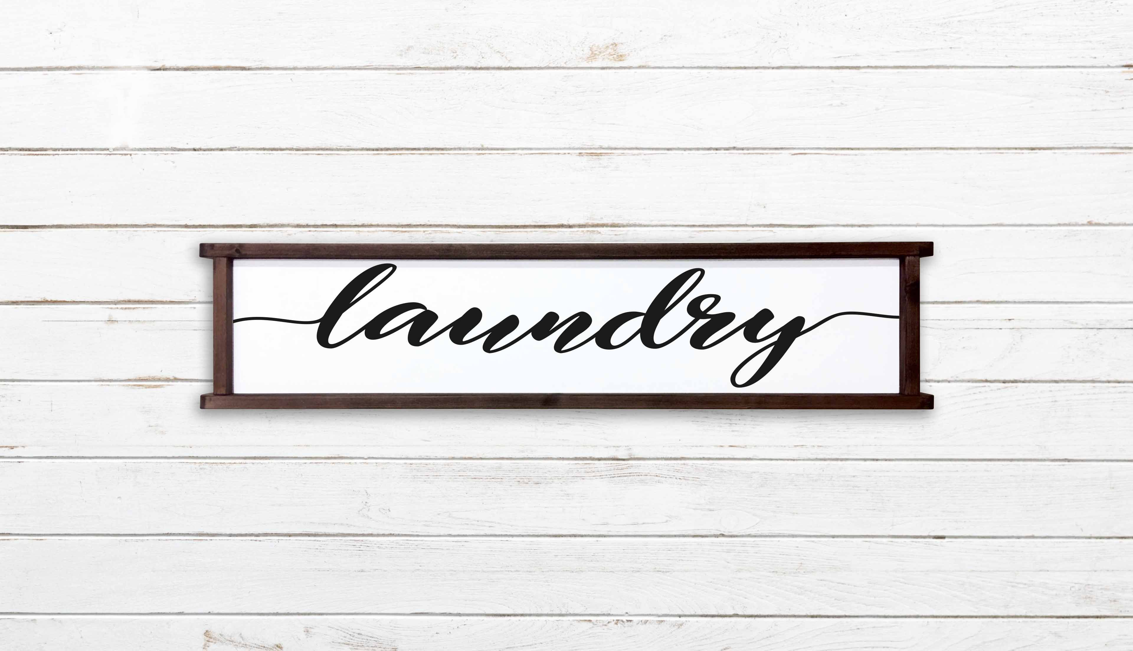 Framed Laundry Sign Rustic Laundry Sign Wood Laundry Sign Wooden Laundry Sign Laundry Room Ideas Laundry Wall Sign Large Laundry Sign Wooden Laundry Signs Laundry Signs Wood Laundry Sign