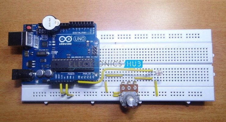 10 Simple Arduino Projects For Beginners with Code | Simple arduino ...