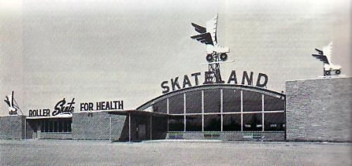 Skateland On Summer Ave In Memphis, TN.