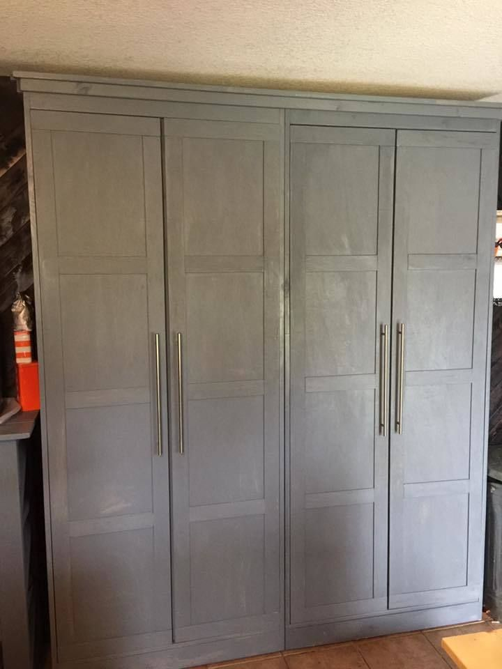 Best Pantry Wall Ana White With Images Pantry Wall White 400 x 300