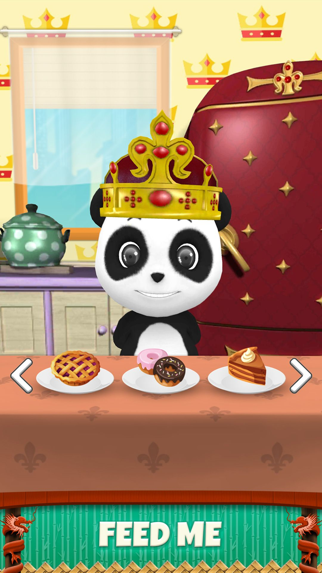 Image of: App Is My Talking Panda The Best Virtual Pet Game So Far Reviews Indicate So Itunes Apple Pin By Fun Apps And Games On Virtual Pet Games Virtual Pet Games App