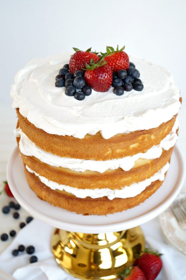Outstanding Layered Tres Leches Cake Recipe With Images Tres Leches Cake Funny Birthday Cards Online Kookostrdamsfinfo