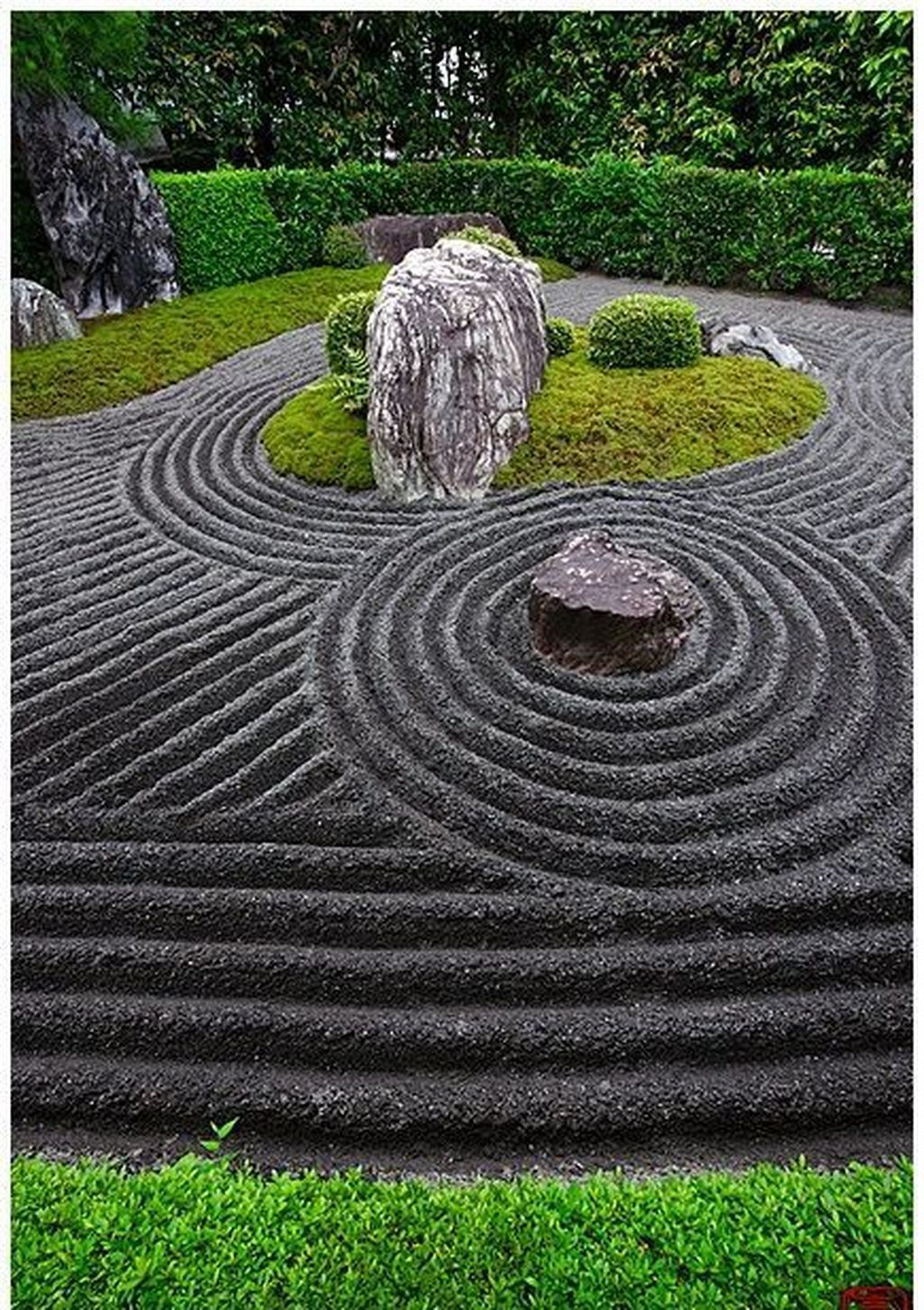 45 Amazing Japanese Rock Garden Ideas For Beautiful Home Yard In