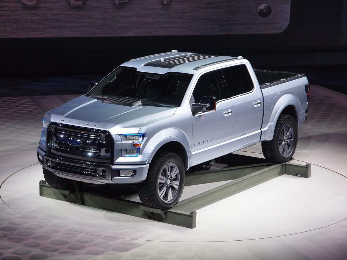 2015 ford f 150 atlas concept images. Black Bedroom Furniture Sets. Home Design Ideas