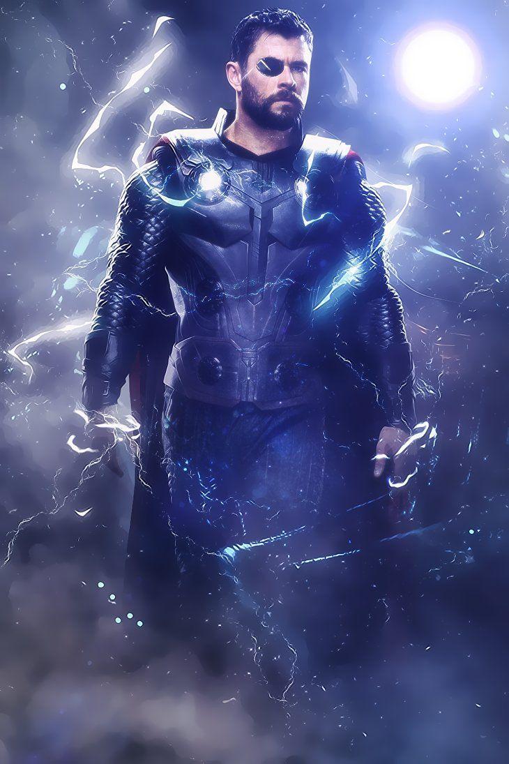 Thor Avengers Infinity War By Https Www Deviantart Com Accreed On Deviantart Marvel Thor Marvel Superheroes Marvel