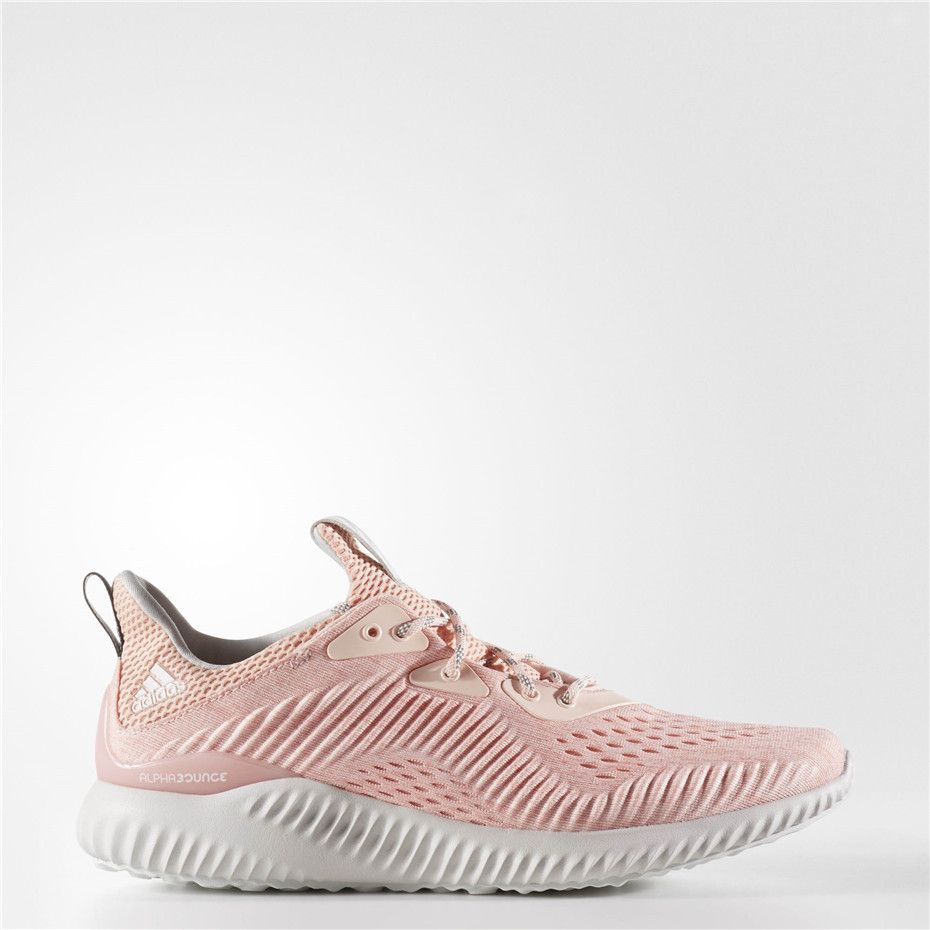 d086c8680 Adidas alphabounce Engineered Mesh Shoes (Icey Pink   Trace Pink ...