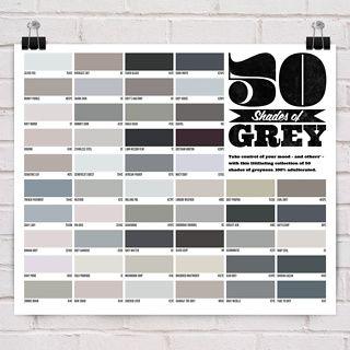 50 Shades Of Grey...