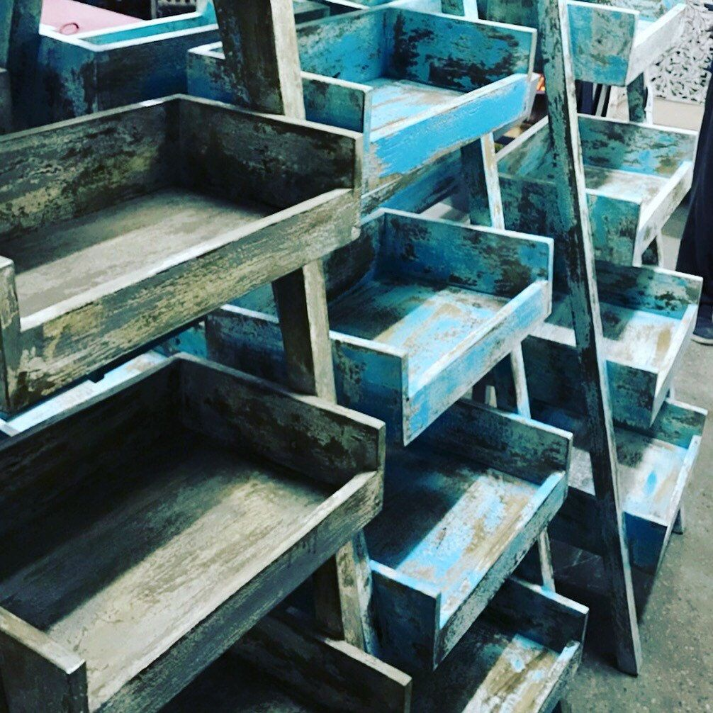 Ladder Shelf Freestanding Shelving Unit Shelf Ladder Furniture