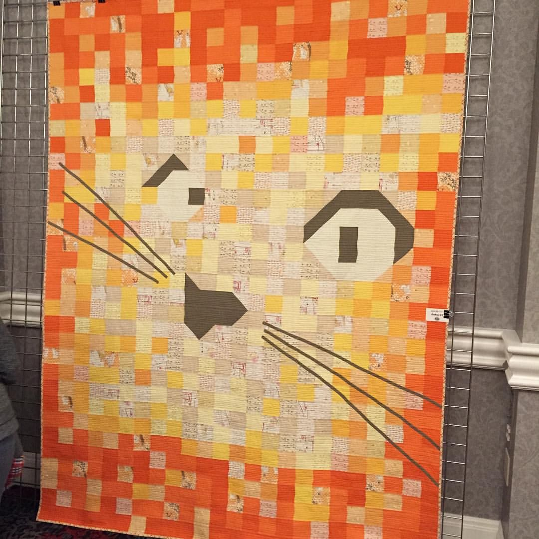 wholalacrafts fabulous quilt for the #michaelmillerchallenge at ...