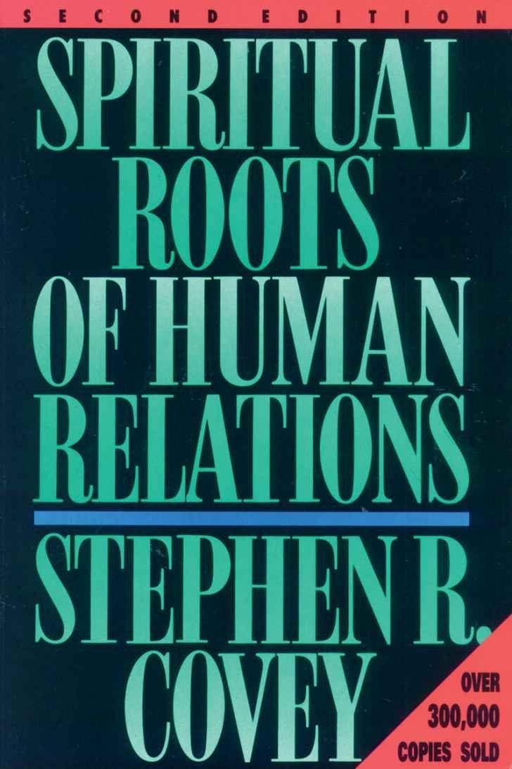 pdf spiritual roots of human relations