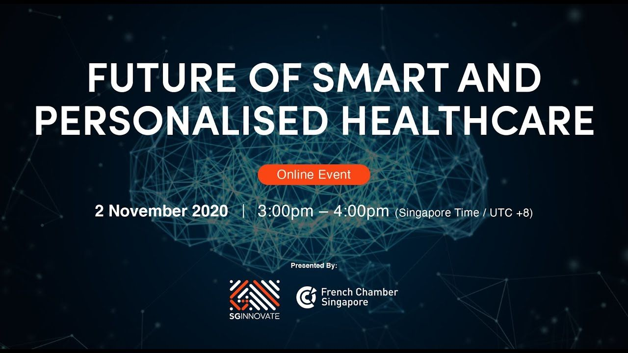 Future Of Smart And Personalised Healthcare Health Tech Health Care Healthcare Technology
