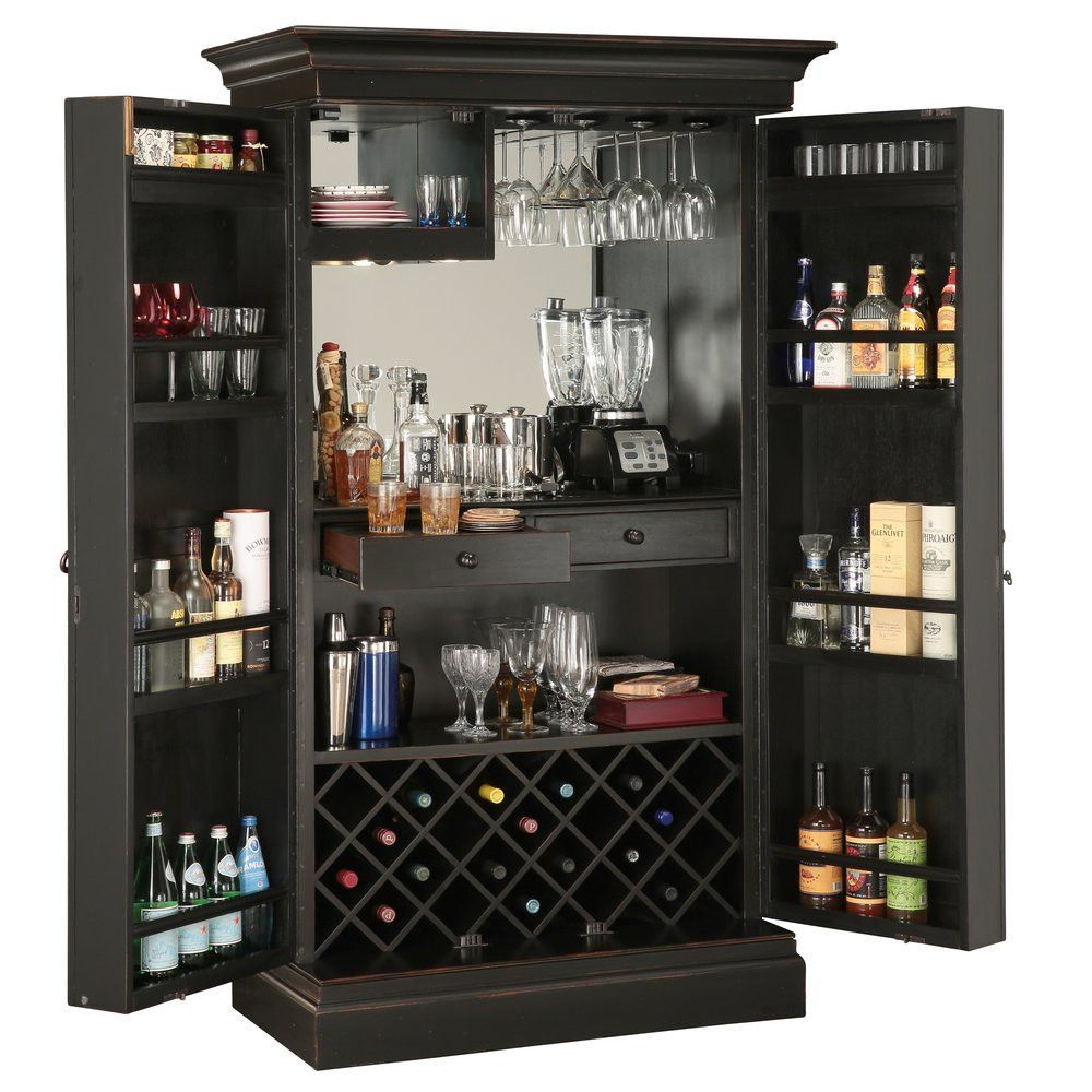 Howard Miller Sambuca Wine & Bar Cabinet 695-142