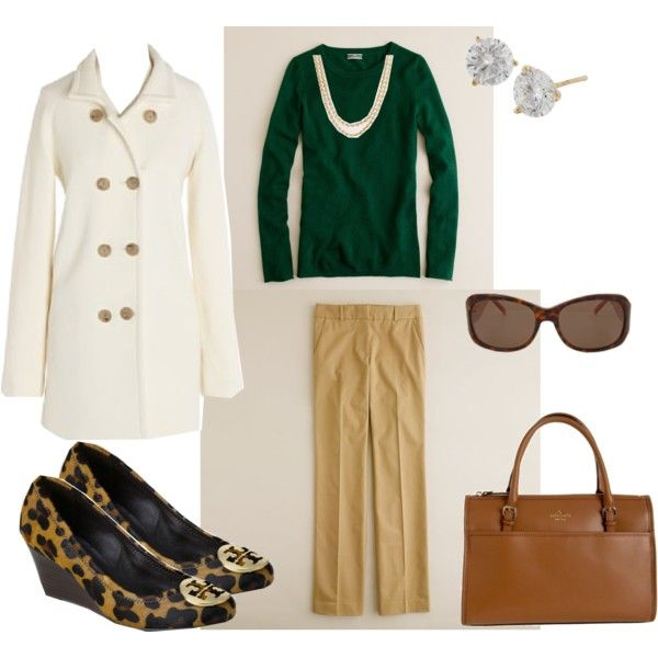 Khaki, black, camel, pearl, leather, everything is classic! Untitled #