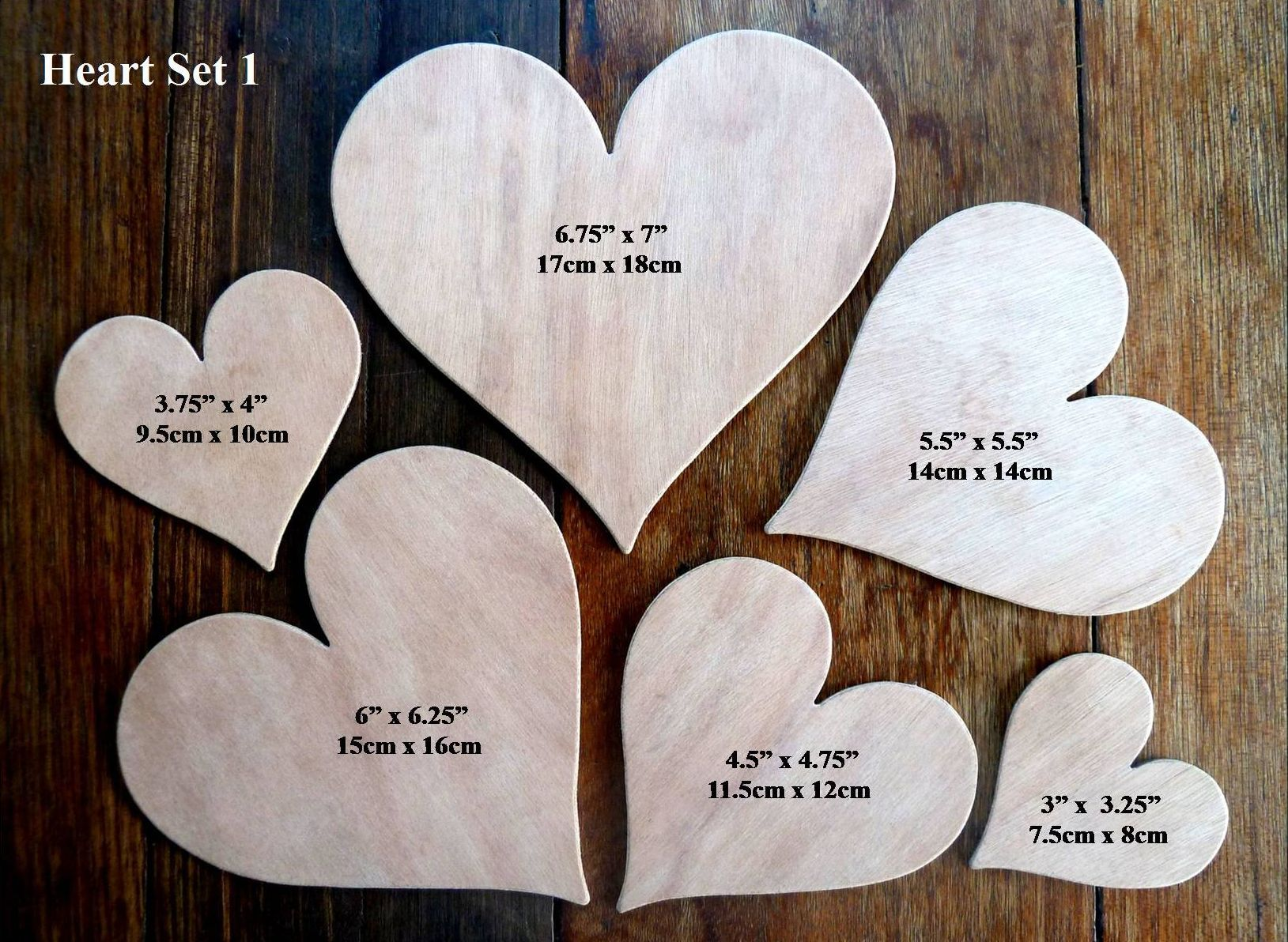 Fathers Day Gift Wood Tags Shape WOODEN DAD ENGRAVED SIGN SET Shapes 5cm x3