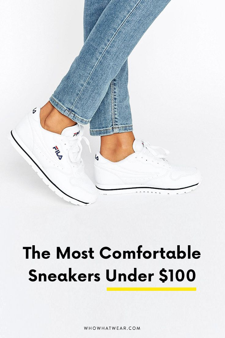 These Are the Most Comfortable Sneakers
