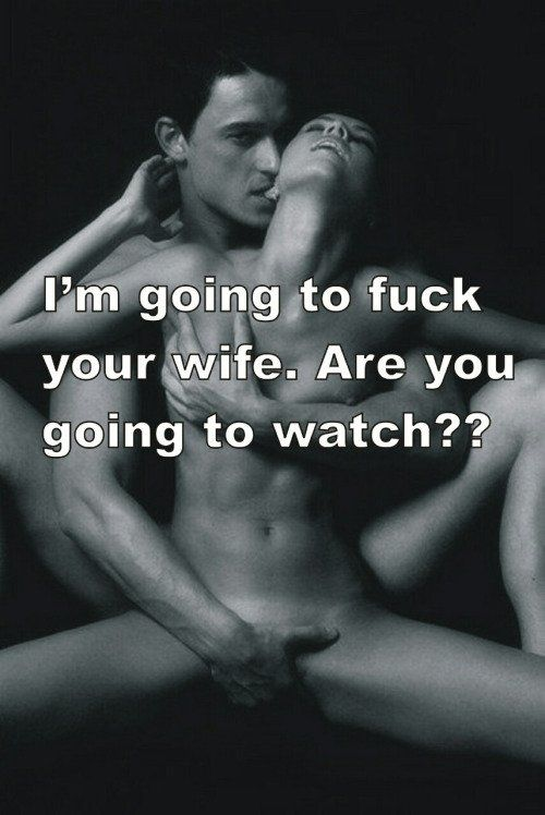 Cuckold watches wife tumblr she