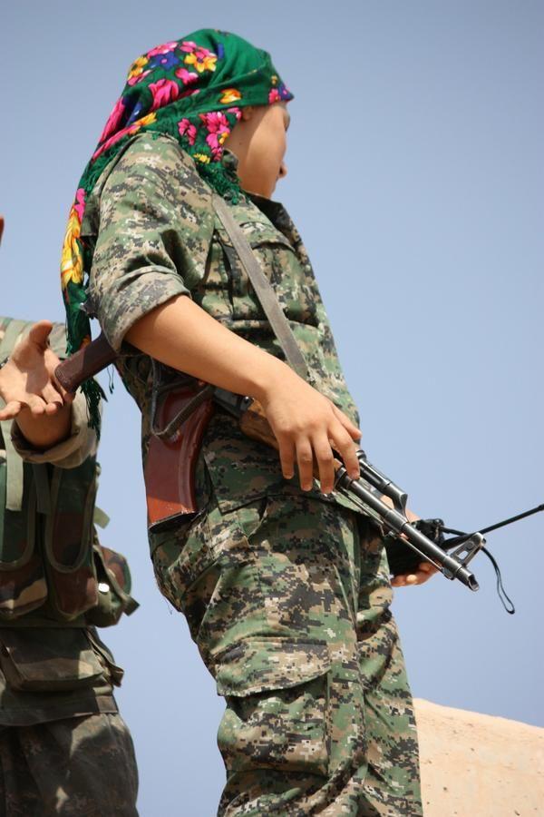 YPG fighter...feb16