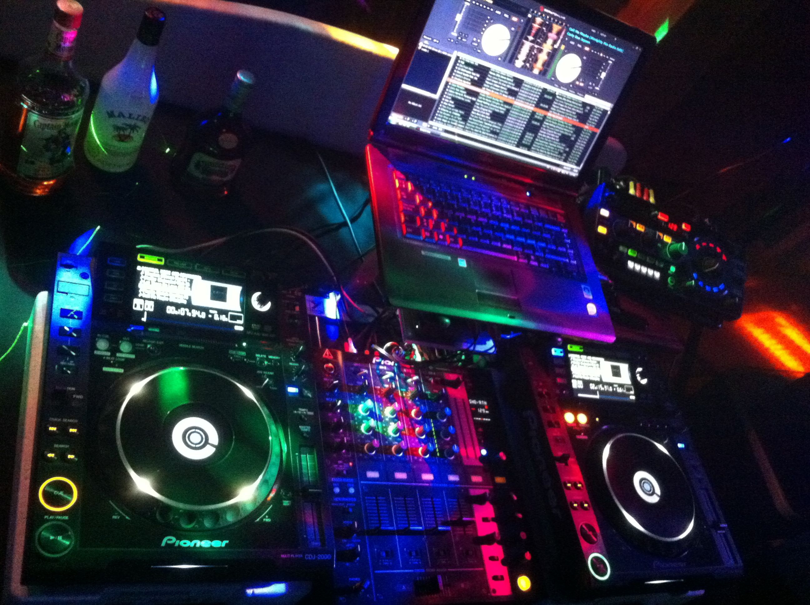 Pioneer DJ products!