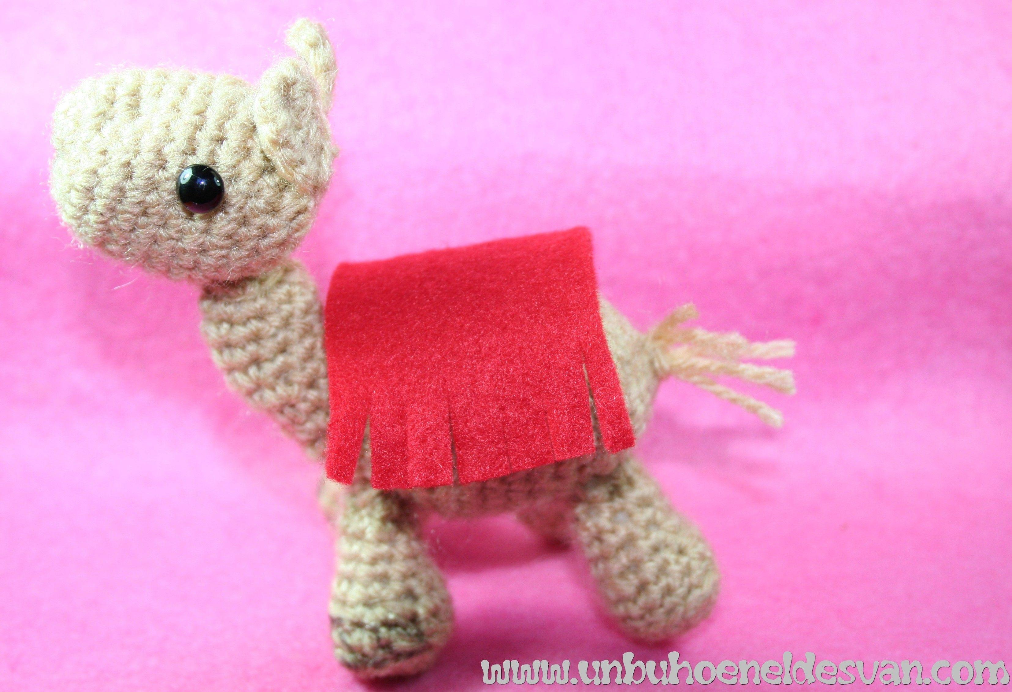 Amigurumi Patrones Gratis En Español : Camello amigurumi patrón gratis en español aquí