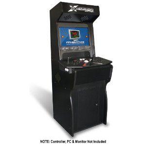 Xtension Arcade Cabinet For The X Arcade Tankstick