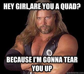 Quad Meme Kevin Nash Quad...