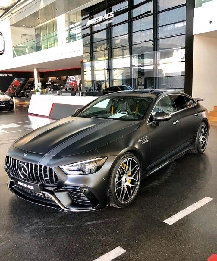 Mercedes-Benz AMG GT63 S Edition 1
