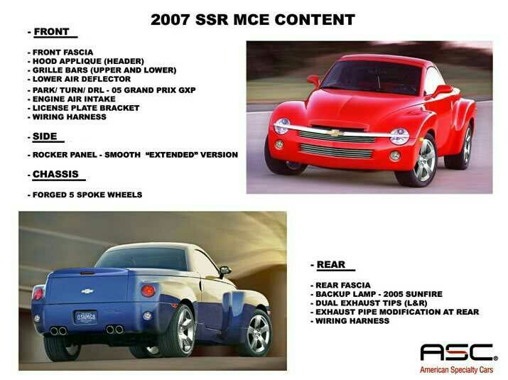 Pin By Roger On Chevy Ssr Chevy Ssr Chevrolet Ssr Chevy