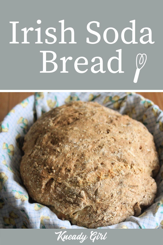 Easy Irish Soda Bread Recipe In 2020 Soda Bread Irish Soda Bread Irish Soda