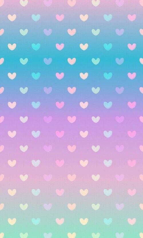 Fondo de corazones whatsapp