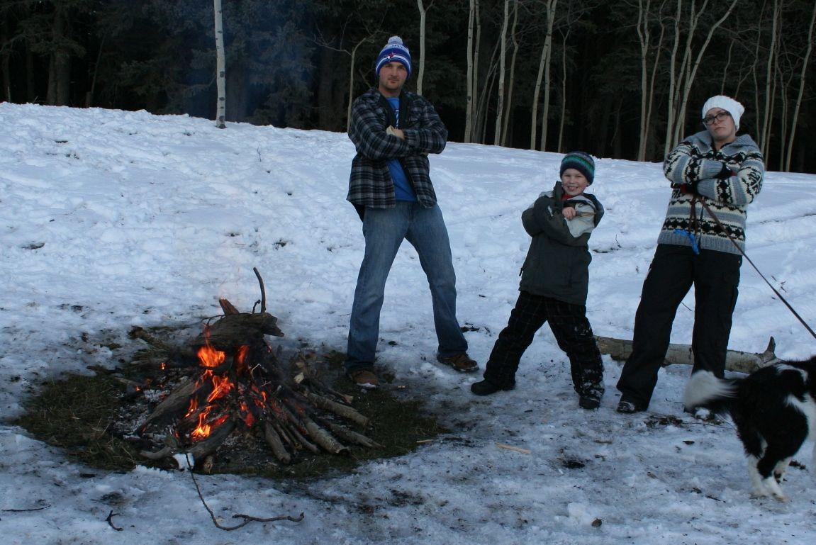 Christmas Tree Slayers with Attitude