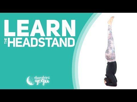 learn the headstand  sirsasana  sivananda yoga