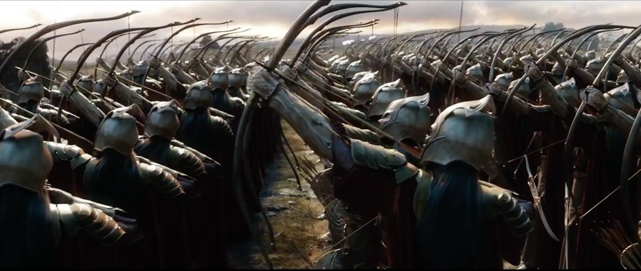 The first tailer forThe Hobbit : The Battle Of The Five Armies, has just arrived, along with a new poster http://www.dailymotion.com/video/x22bos2_the-hob