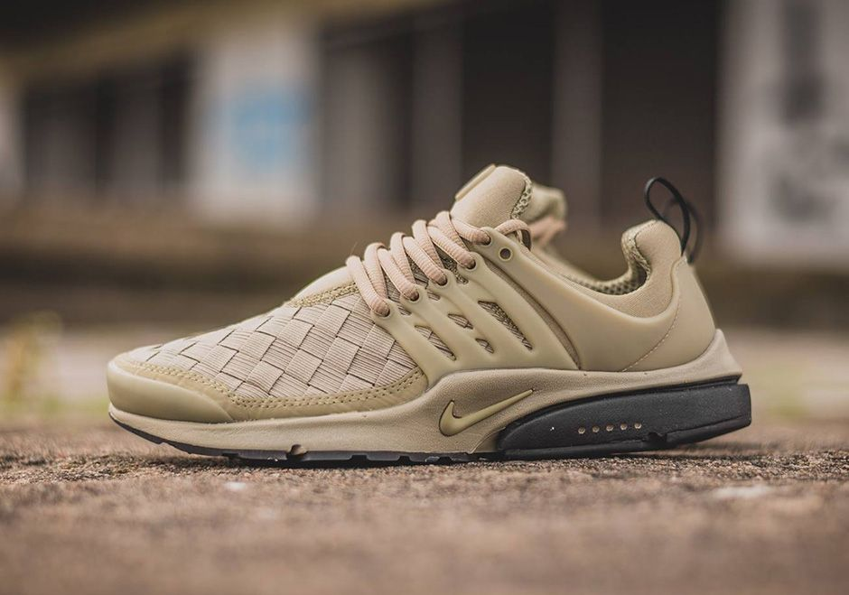 Neutral Olive Drapes The Latest Nike Air Presto SE