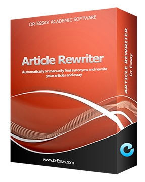 Article maker and rewriter for online marketers