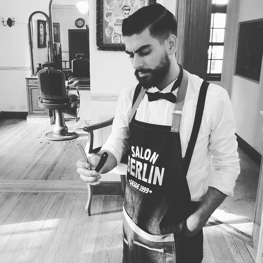 De lunes a sabados de 10 a 20hs en @salonberlinsanisidro #barbershop #barberforlife #style #barberia #sanisidro #buenosaires #argentina by good_luck3053