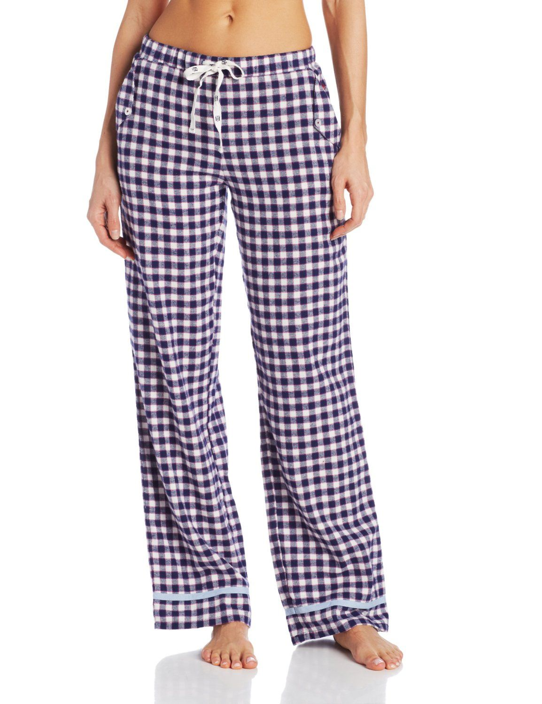 Flannel dress womens  Tommy Hilfiger Womenus Flannel Pajama Pant   Clothes I like