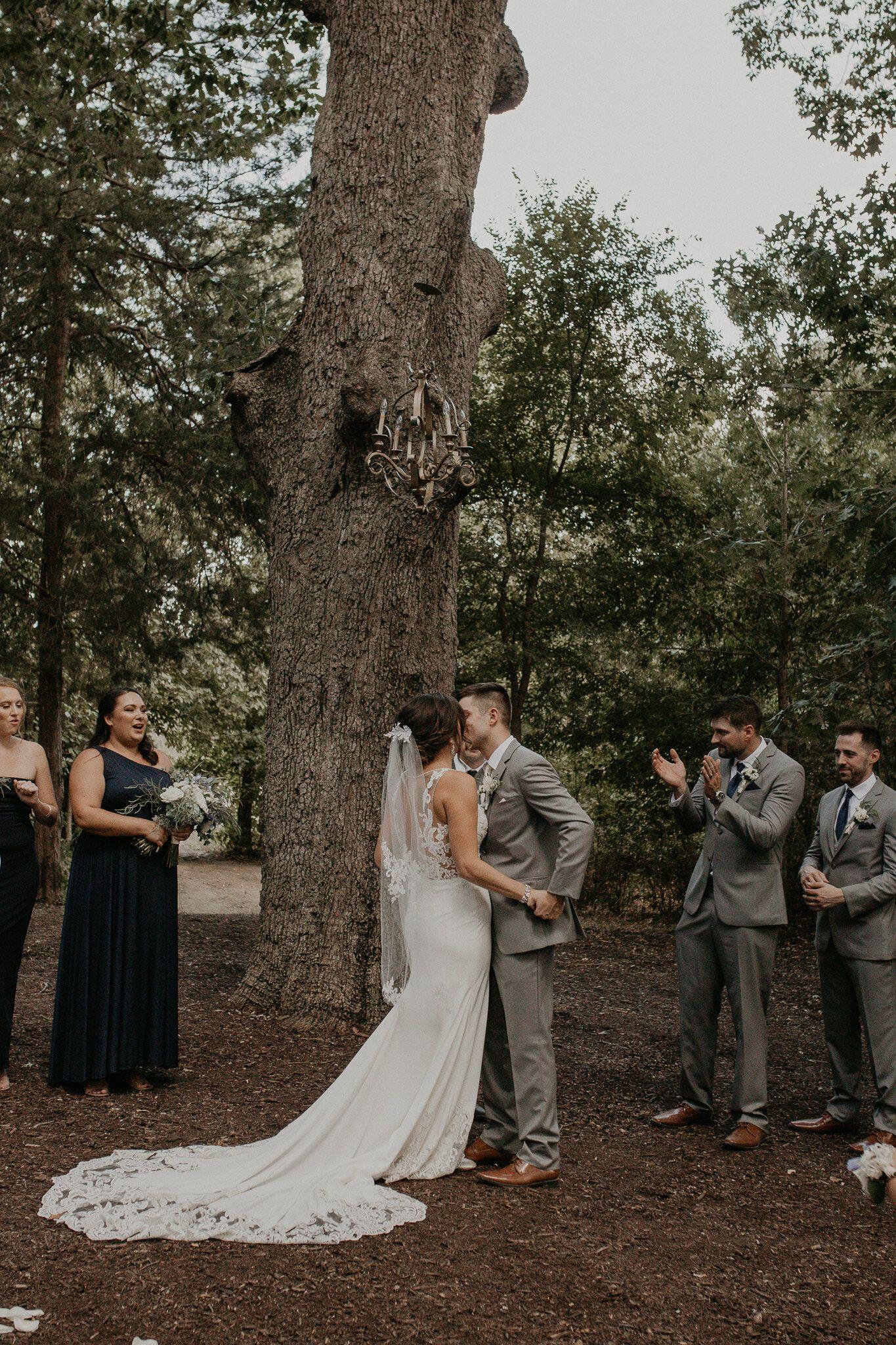 Fun flirty texan wedding at chandlers gardens in 2020