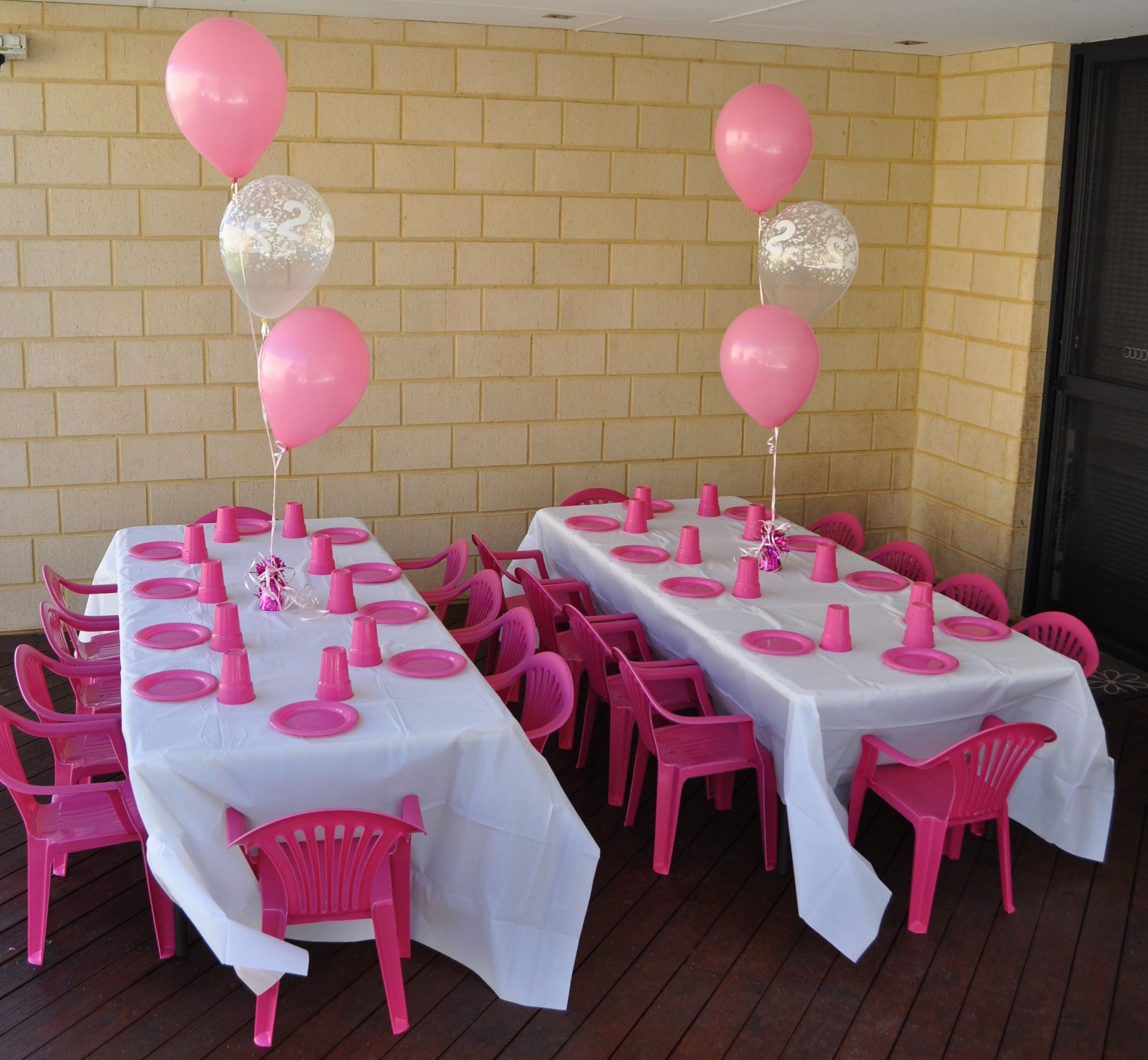 Party Planners Perth Tables Chairs Perth Kids Party Hire Dale In 2019 Kids Party