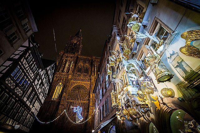 Noël à Strasburgo