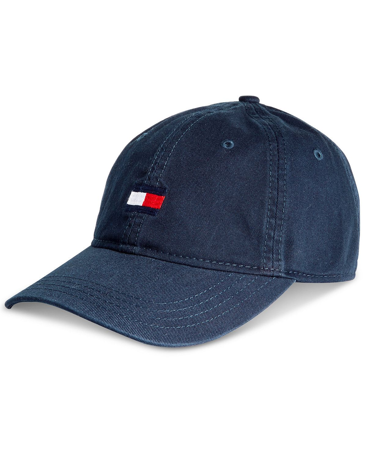 04314fe18154cb Shop Tommy Hilfiger Men's Ardin Cap online at Macys.com. Featuring classic  six-panel styling and an embroidered logo at the front, this Ardin cap from  Tommy ...