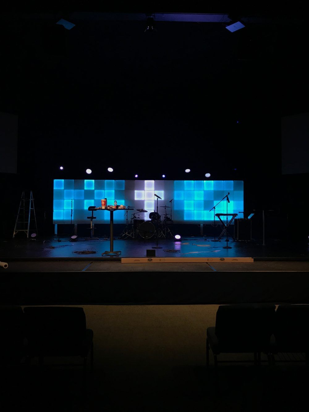 Disco Wall from Southpointe Church in Oklahoma City, OK | Church ...