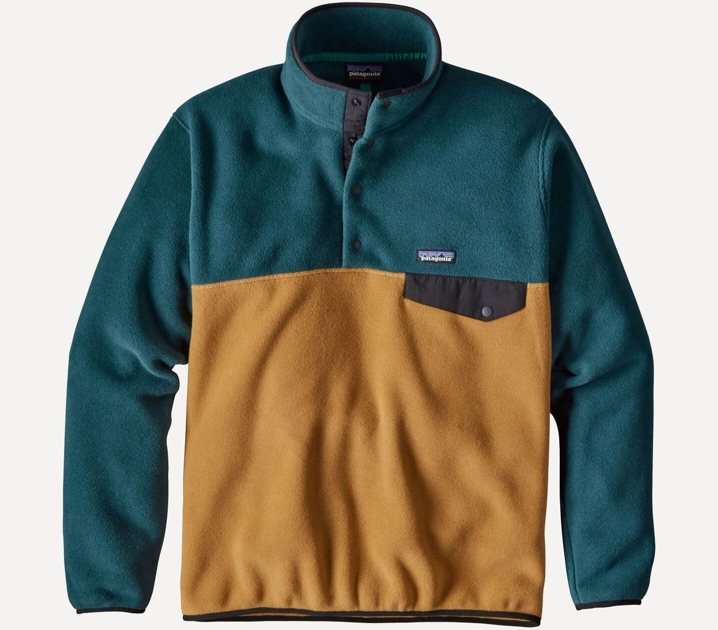Lightweight 'Synchilla Snap-T' Pullover
