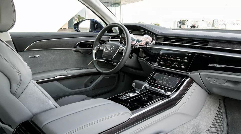 2019 Audi A8 New Features Audi A8 Audi New Cars